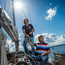 Sylt Fotograf professionell ragman Mode Boot boat Shooting Werbeaufnahmen buisness advertising